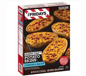 TGI Fridays Loaded Potato Skins