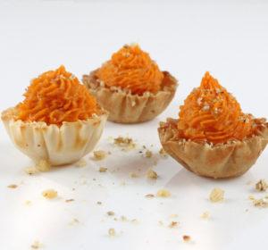 Athens Sweet Potato Tarts