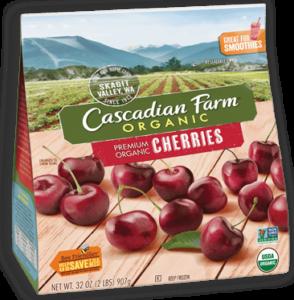 Cascadian Farm Cherries