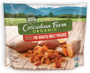 Cascadian Farm Fire Roasted Sweet Potatoes
