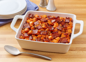 Simply Potatoes Candied Bacon Sweet Potatoes