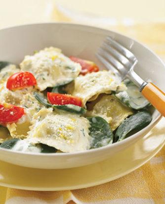 Kraft Spinach Parmesan Ravioli