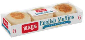 Bays Sourdough English Muffins