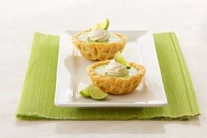 Eggo Key Lime Tartlets
