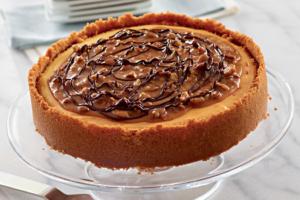 Kraft Philly Caramel Pecan Cheesecake