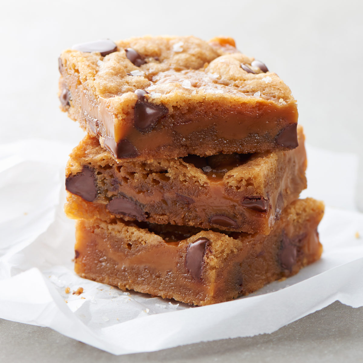 Land O'Lakes Salted Caramel Chocolate Chip Bars