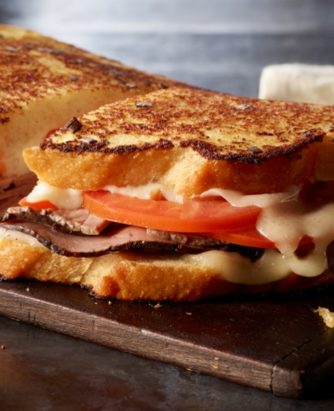 Sargento Swiss Beef Grilled Cheese