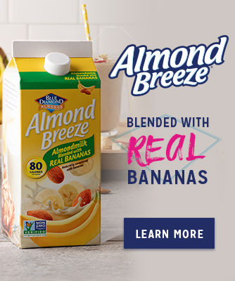 Almond Breeze Banner Ad 2019
