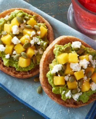 Bays Avocado Mango Smear