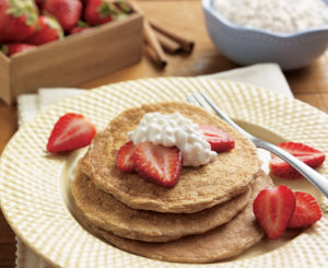 Daisy GF Protein Packed Pancakes