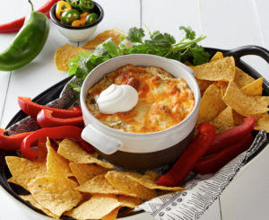 Daisy Hatch Green Chile Dip