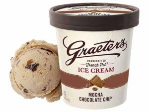 Graeters Mocha Chocolate Chip Ice Cream