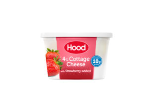 Hood® Cottage Cheese with Strawberry