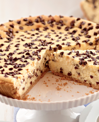 Kraft Philly Chocolate Chip Cheesecake