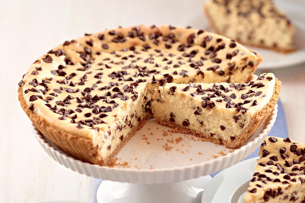 Kraft Philly Chocolate Chip Cheesecake
