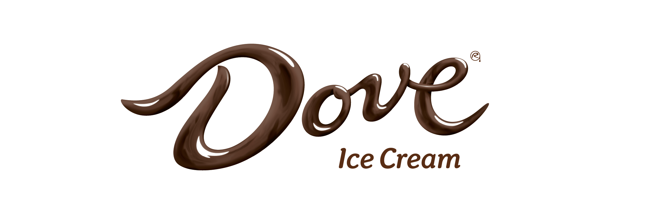 Dove Ice Cream Logo 2019