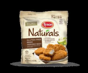 Tyson Gluten Free Chicken Nuggets