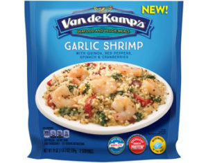 Van De Kamps Garlic Shrimp