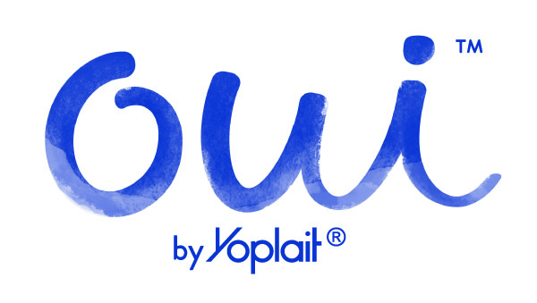 Oui by Yoplait Logo