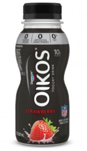 Dannon Oikos Greek Yogurt Strawberry Drink