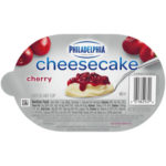 Philadelphia Cherry Cheesecake Snack Cup