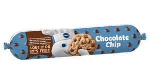 Pillsbury Chocolate Chip Cookie Dough