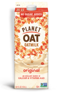 Planet Oat Original Oat Milk
