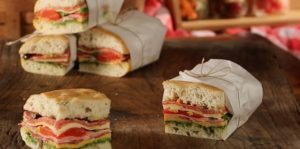 Sargento Perfect Picnic Sandwich