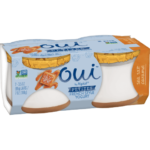 Yoplait Oui Sea Salt Caramel Yogurt