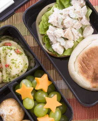 Back to School Bento Box