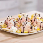 Strawberry Banana Split