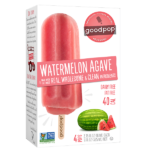 Watermelon Agave Popsicle