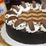 International Delight Peanut Butter Chocolate Cheesecake