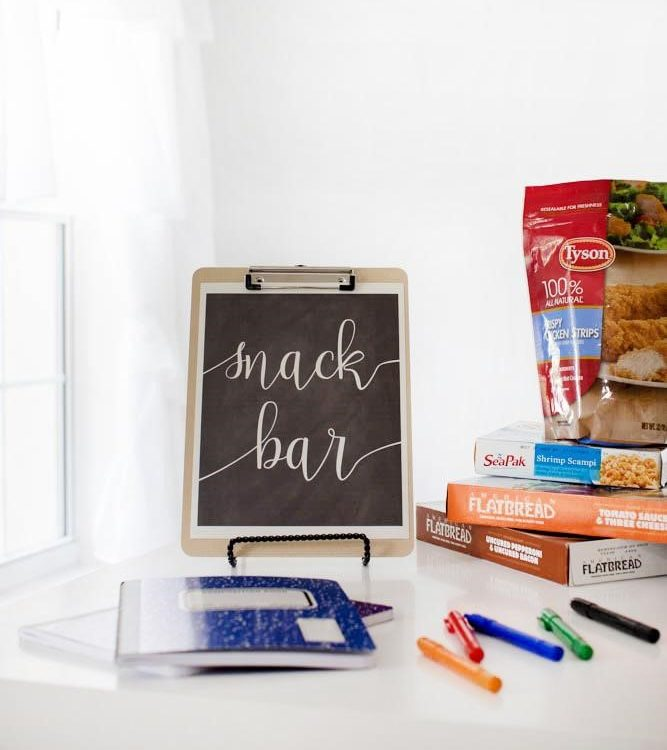 Dawn Snack Bar