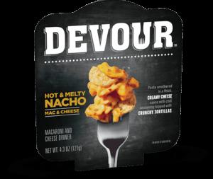 Devour Nacho Cheese Mac and Cheese