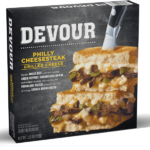 Devour Philly Cheesesteak Grilled Cheese