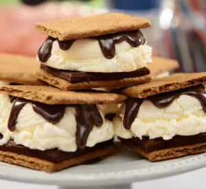 Kroger Smores Ice Cream Bars