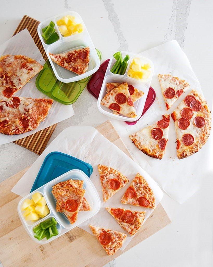 Laura Fuentes Freschetta Gluten Free Pizza
