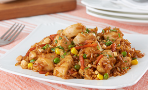 Birds Eye Cashew Chicken and Rice