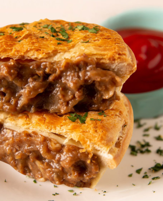 Boomerang Meat Pies