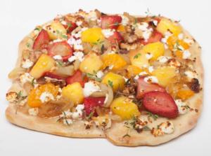 Dole Savory Mandarin Sunshine Pizza