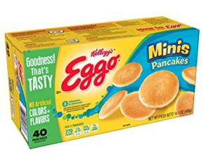 Eggo Mini Pancakes