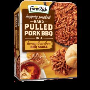 Farm Rich Honey Bourbon BBQ Pulled Pork