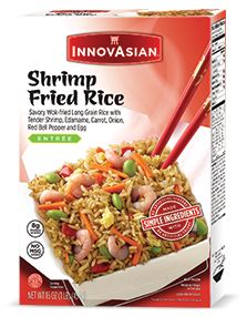 InnovAsian Shrimp Fried Rice