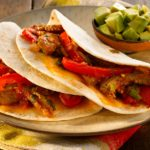 Easy Pork Fajitas