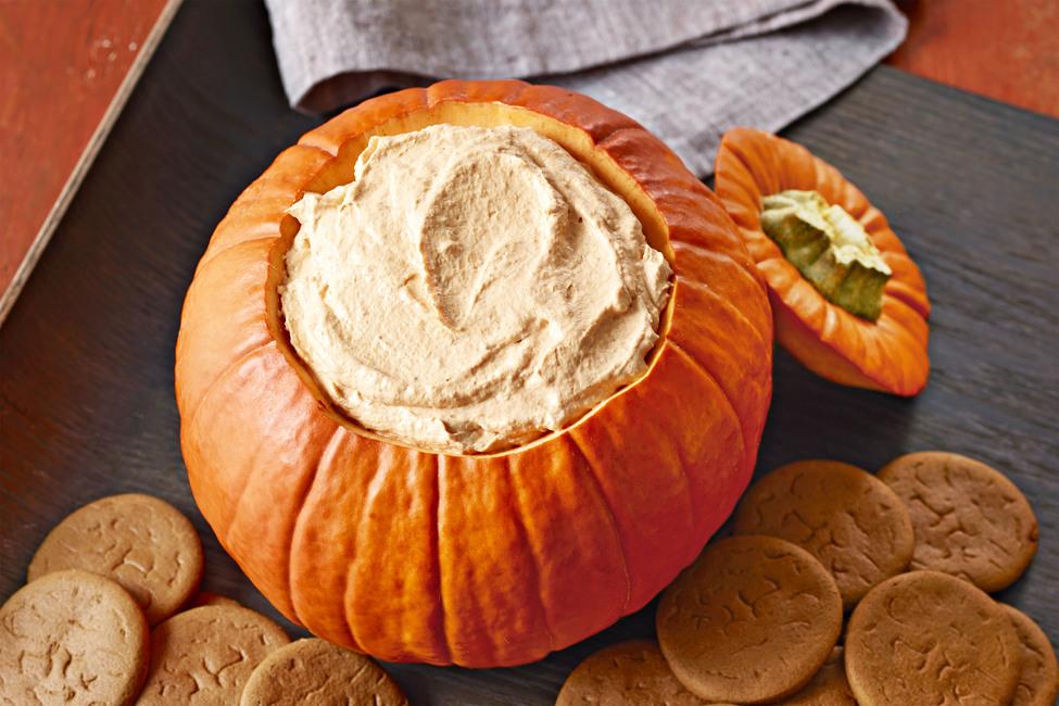 Kraft Cool Whip Pumpkin Spice Fluff Dip
