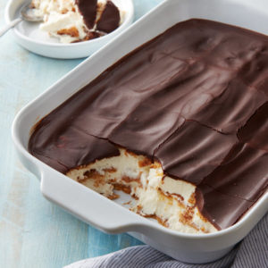 Land O Lakes Chocolate Eclair Cake