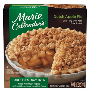 Marie Callenders Dutch Apple Pie
