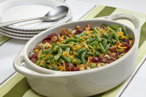 Birds Eye Green Bean Stuffing Bake