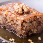 Honey Apple Spice Cake
